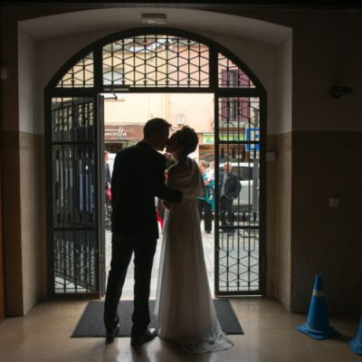La boda de Belén y Joan