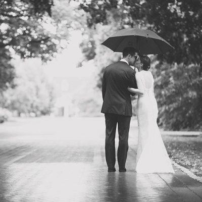 Nuevo podcast: ¿Qué hago si llueve el dia de mi boda?