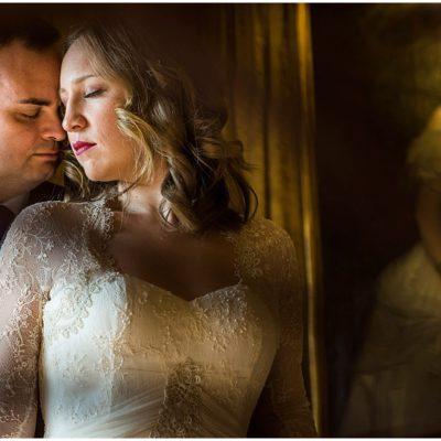 La boda de invierno de Carla y José Luis
